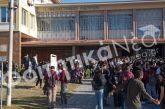 Κινητοποίηση φοιτητών στη Σύγκλητο της Πρυτανείας του Πανεπιστημίου Πατρών