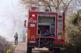 Κινητοποίηση της Πυροσβεστικής για φωτιά κοντά στο Δοκίμι
