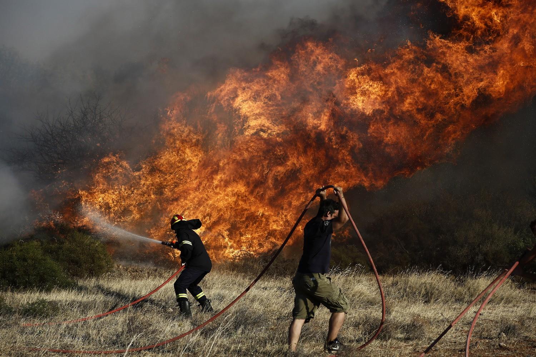 Εκπαιδευτικό σεμινάριο την Πέμπτη στο Αγρίνιο για την κατάσβεση δασικών πυρκαγιών