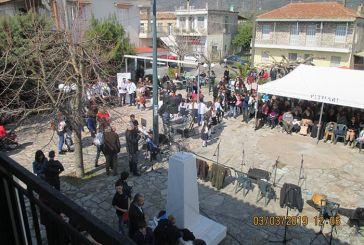 Με ομιλίες, παραδοσιακούς χορούς και θεατρικό η 4η Γιορτή Εσπεριδοειδών στην Παντάνασσα (φωτο)