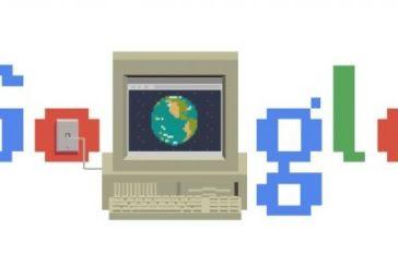 Google Doodle: 30 χρόνια Παγκόσμιος Ιστός – World Wide Web