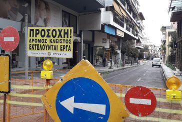Aγρίνιο: Σάββατο-Κυριακή διακοπή κυκλοφορίας στη συμβολή των οδών Γρίβα και  Παναγόπουλου