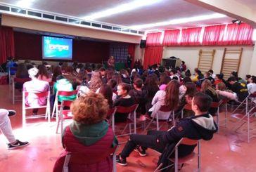 Οι μαθητές του Γυμνασίου Ευηνοχωρίου ενημερώθηκαν για τον σχολικό εκφοβισμό (φωτο)