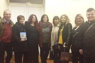 Επισκέψεις γυναικών της παράταξης Τραπεζιώτη σε σχολεία για την Παγκόσμια Ημέρα της Γυναίκας (φωτο)