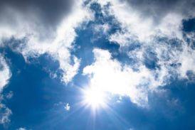 Ηλιοφάνεια με λίγες τοπικές νεφώσεις το Σαββατοκύριακο στην Αιτωλοακαρνανία