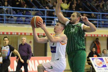ΑΟ Αγρινίου: Κέρδισε και τον Μακεδονικό και παρέμεινε στην δεύτερη θέση