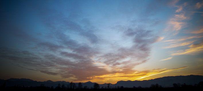 Αιτωλοακαρνανία: Τοπικές καταιγίδες και κανονικές για την εποχή θερμοκρασίες