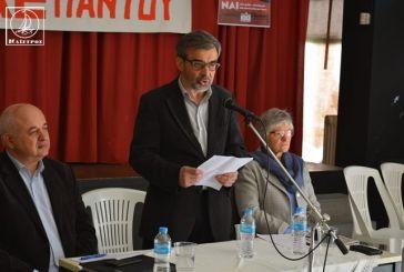 Tο ψηφοδέλτιο της  «Λαϊκής Συσπείρωσης» στο δήμο Αμφιλοχίας