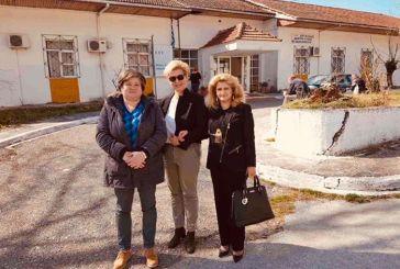 Με πρωτοβουλία της Μαρίας Καλπουζάνη το Κοινωνικό Ιατρείο στο Χαλκιόπουλο (φωτο)