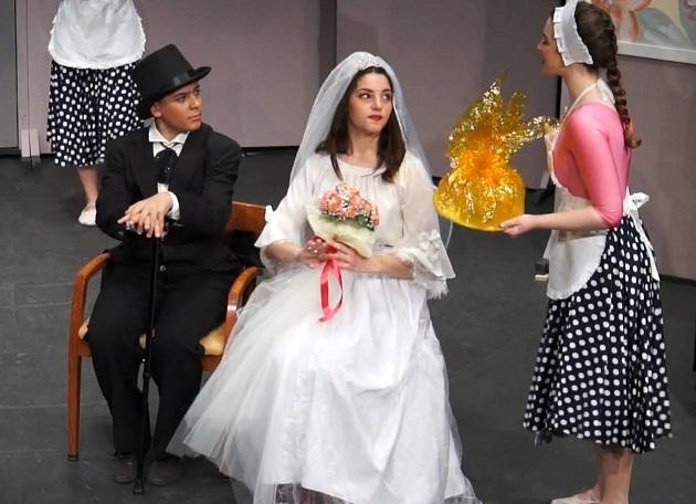 Έγινε «του Κουτρούλη ο Γάμος» χθες στο ΔΗΠΕΘΕ Αγρινίου (φωτό)