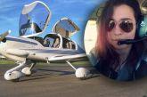 Κρήτη: 17χρονη πιλότος «σκίζει» τους αιθέρες!