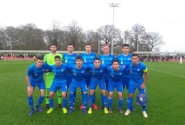 Με σκόρερ Λιάβα η νίκη της Εθνικής Νέων
