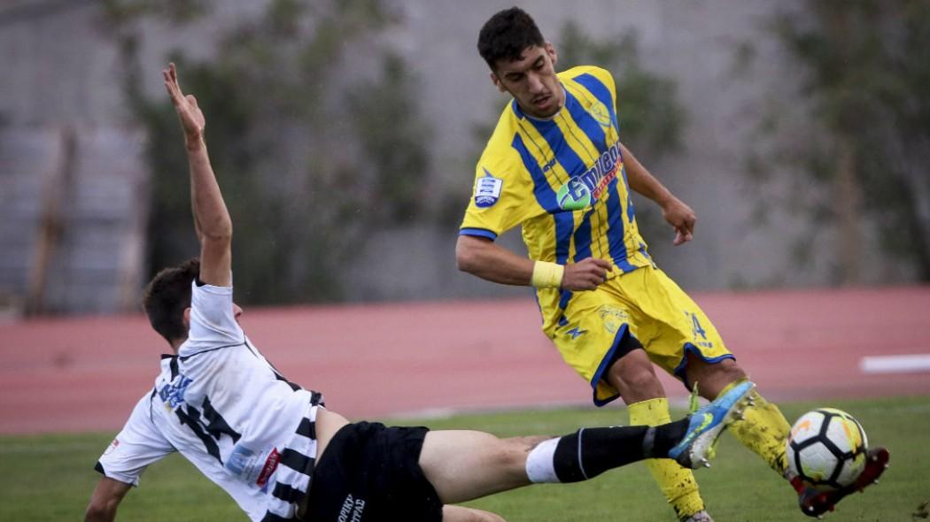 Ο ανήλικος της Super League 2018-19 με τις περισσότερες συμμετοχές ο Γιώργος Λιάβας