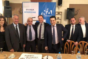 """Σπήλιος Λιβανός: """"Συσπείρωση και συστράτευση όλων για τον κοινό εκλογικό αγώνα"""""""