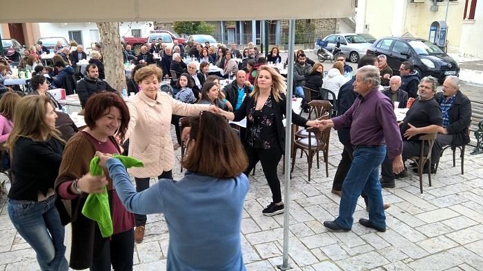 Κούλουμα με χορό στη Λυσιμαχεία