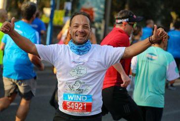 Παγκόσμια Ημέρα Νεφρού: O Αγρινιώτης αιμοκαθαιρόμενος αθλητής Μ. Μαρκόπουλος στον Ημιμαραθώνιο της Αθήνας