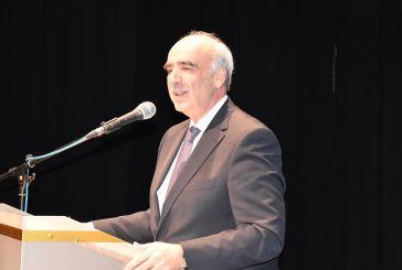 Παραιτείται από βουλευτής ο Βαγγέλης Μεϊμαράκης ενόψει ευρωεκλογών