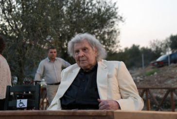Οδό «Μίκη Θεοδωράκη» στο Αγρίνιο προτείνει και η «Συμμαχία Πολιτών»