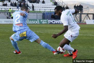 Έφτασε τους 300 αγώνες ο Αγρινιώτης ποδοσφαιριστής Μ. Μπουκουβάλας