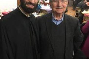 Ένας Ναυπάκτιος Ιερέας στο Σικάγο