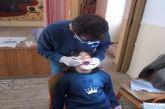 Πρόγραμμα προληπτικής οδοντιατρικής στο Δημοτικό Σχολείο Σταμνάς (φωτο)