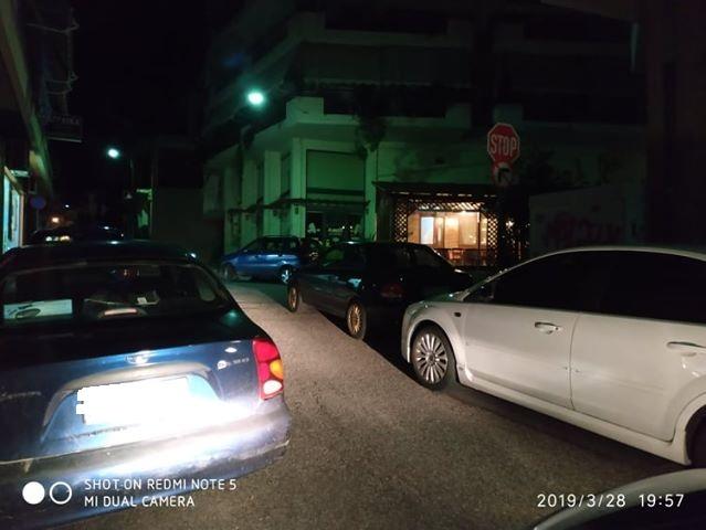 Αγρίνιο: έτσι η οδός Σωκράτους γίνεται απροσπέλαστη!