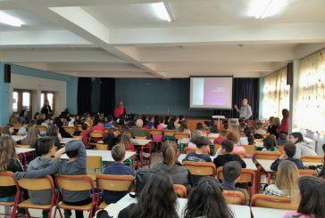 Εκδήλωση για την παιδική παχυσαρκία στο 3ο Δημοτικό Σχολείο Αγρινίου