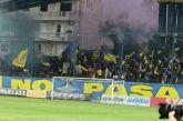 Kαυτή ατμόσφαιρα των οπαδών του Παναιτωλικού: No pasaran!
