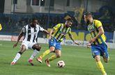 Παναιτωλικός: Διατήρησε την 6η θέση παρά την ήττα από τον ΠΑΟΚ στο Αγρίνιο