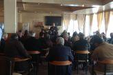 Ομιλία του Τίμου Παπανικολάου στο Καινούργιο (φωτο)