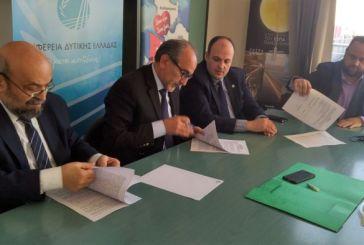 Συμφωνία για πόρους ενίσχυσης της τοπικής επιχειρηματικότητας μεταξύ Περιφέρειας και ΕΦΕΠΑΕ