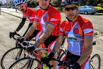 Διακρίσεις για τον Γυμναστικό Ποδηλατικό Σύλλογο Αγρινίου