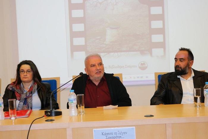 Δεύτερος σταθμός η Αμφιλοχία για το ντοκιμαντέρ «Κάποτε το 'λέγαν Σακαρέτσι…»