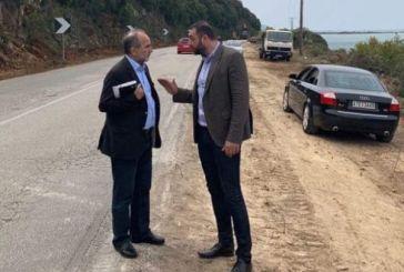 Β. Σώζος: «Τα οδικά έργα στην περιοχή της Βόνιτσας αλλάζουν τα δεδομένα»