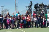 To Dina's Tennis Club στο Ενωσιακό Πρωτάθλημα Τέννις στην Πάτρα