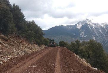 Η ΜΟΜΚΑ προχωράει την αποκατάσταση του δρόμου Πέρκου – Περίστας
