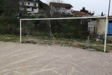 Παρατημένο το γήπεδο στην Τρύφο Ξηρομέρου