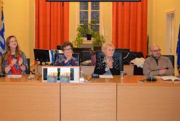 Το βιβλίο «Τρυφερή Επανάσταση» της Φρίντας Μήτσιου παρουσιάστηκε στο Αγρίνιο