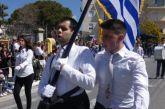 25 Μαρτίου – Κρήτη: συγκλόνισε ο τυφλός σημαιοφόρος της παρέλασης