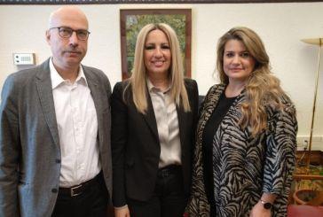Υποψήφια με το ΚΙΝΑΛ στην Αιτωλοακαρνανία η Νίκη Φούντα