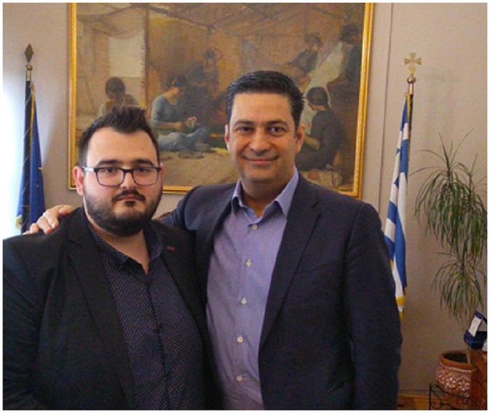 Δήμος Αγρινίου: δυναμική υποψηφιότητα στο συνδυασμό Παπαναστασίου ο Κωνσταντίνος Βραχωρίτης