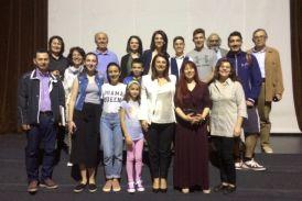 Αγρίνιο: Με την απονομή των αναμνηστικών διπλωμάτων ολοκληρώθηκε το 10ο Μαθητικό Φεστιβάλ Θεάτρου