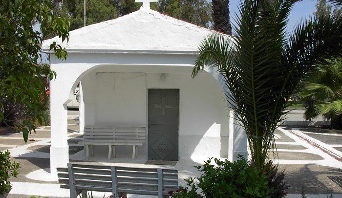 Mεσολόγγι: Θεία Λειτουργία μετά από 193 χρόνια στην Αγία Παρασκευούλα