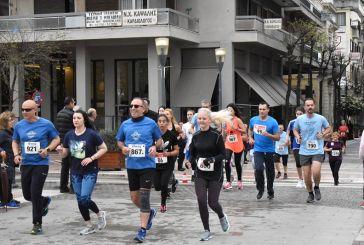 Αγρίνιο: Δρομείς κάθε ηλικίας έτρεξαν στον λαϊκό αγώνα «Άγιος Αρτέμιος» (φωτο)