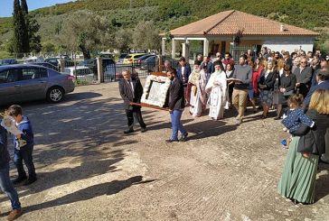 Με λαμπρότητα εορτάστηκε ο Πολιούχος και προστάτης της Ποταμούλας Άγιος Γεώργιος (φωτο)