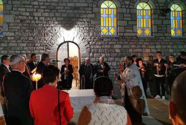 Για πρώτη φορά Ανάσταση στο χωριό Άγιος Ιωάννης της ορεινής Τριχωνίδας (φωτο)