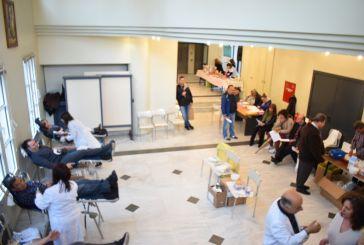 Διήμερο δράσεων από τον Σύλλογο Εθελοντών Αιμοδοτών Αγρινίου