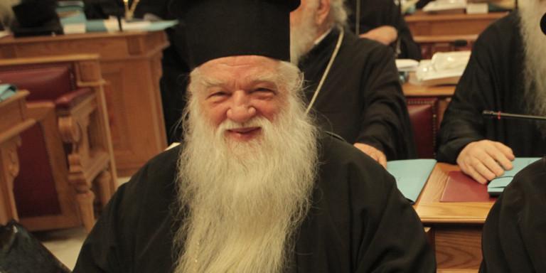 Ο Αμβρόσιος παίρνει θέση: Τον Κουρουμπλή θα τον στηρίξει η Εκκλησία