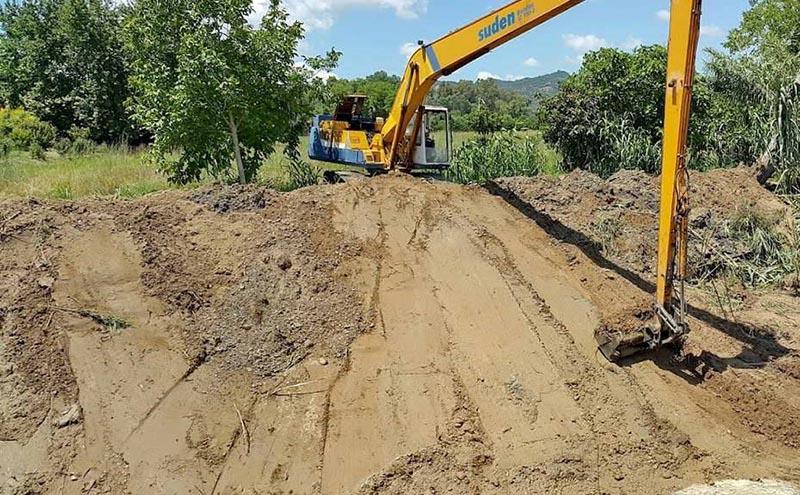 Περιφέρεια: Δρομολογημένη η αποκατάσταση των φθορών στα βάθρα στη γέφυρα της Αβόρανης