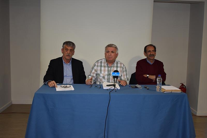 """Υποψηφίους στην Αιτωλοακαρνανία ανακοίνωσε η """"Αντίσταση  Πολιτών Δυτικής Ελλάδας"""""""